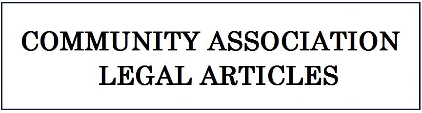 Ohio Condo Law | HOA Lawyer | HOA Condo Law Kaman & Cusimano