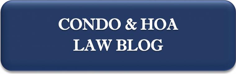 Condo & HOA Law Blog